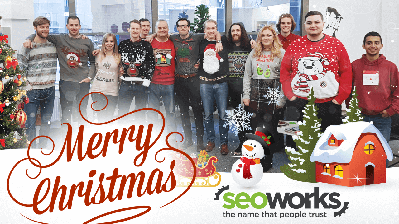 Merry Christmas from The SEO Works