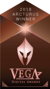 Vega Digital Awards Winner